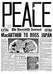 The Knoxville Journal - 08-14-1945