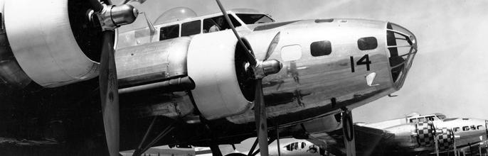 The B-17 Bomber