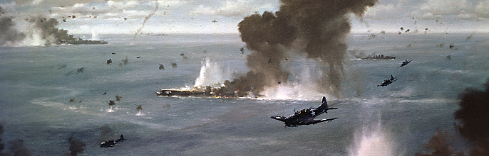 The Inspiring Battle of Midway