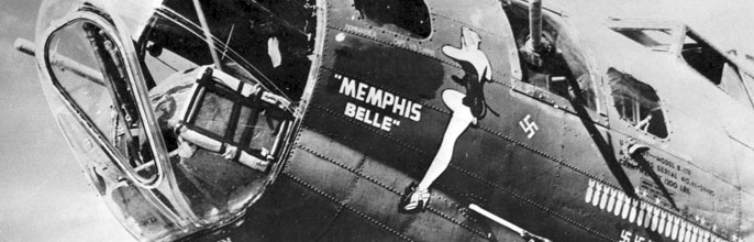 Britain at War: The Memphis Belle 1944