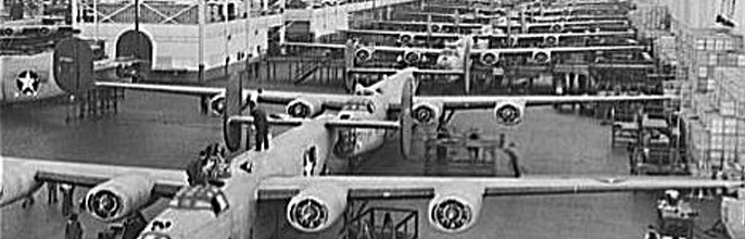 The Unbreakable 1936 Auto Assembly Line