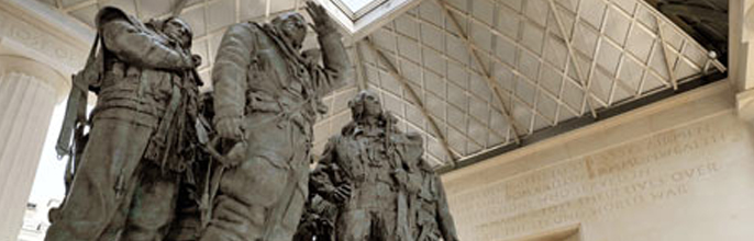 Remembering The Heroes: RAF Bomber Command Memorial