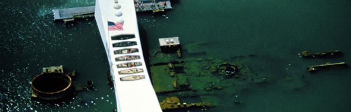 Until We Meet Again Aboard USS Arizona